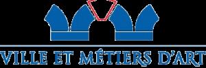 Logo villes et métiers d'art