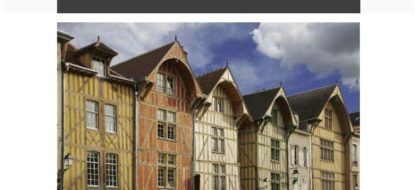 Newsletter Septembre – Aube en Champagne : Culture et Patrimoine