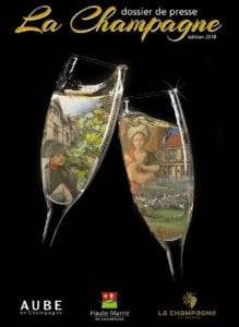 release date: 4ac5c c1e04 Dossier de presse La Champagne – 2018. «