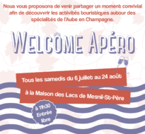 Welcome Apero 2019